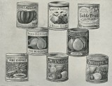 Canned Food-Vintage