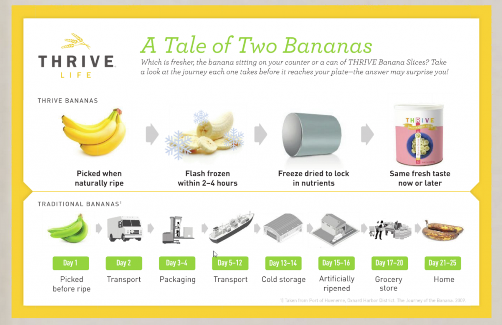 Tale of 2 Bananas