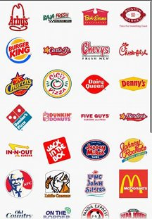 Cool Fast Food Names