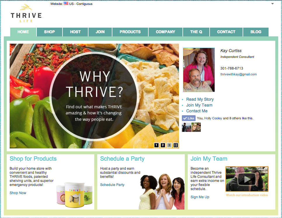 Thrive With Kay Store