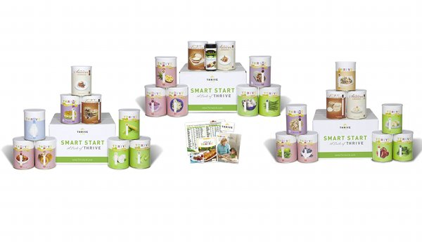 A Taste of Thrive in 3 monthly shipments