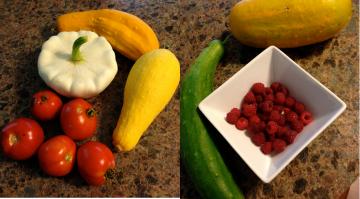 My Garden Harvest